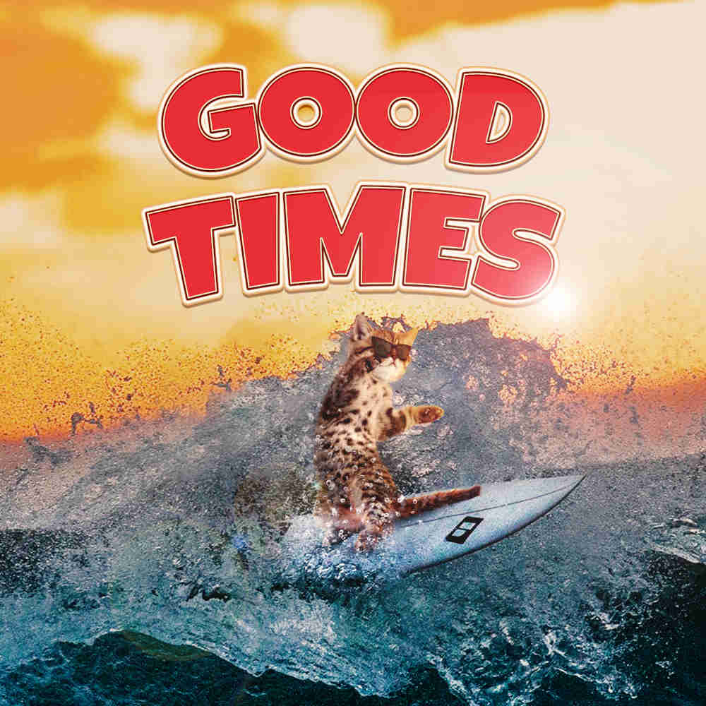 Good Times - Pop sounds summer Album - New Release